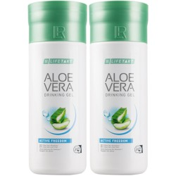 DWUPAK ALOE VERA FREEDOM ŻEL DO PICIA LR