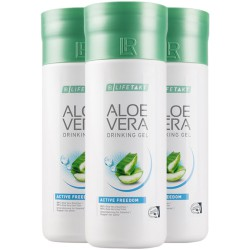 ALOE VERA FREEDOM ŻEL DO PICIA LR - TRÓJPAK