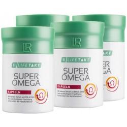SUPER OMEGA 3 ACTIV LR 4pak