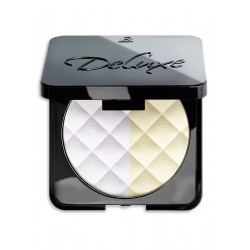 PUDER DWA KOLORY DELUXE LR