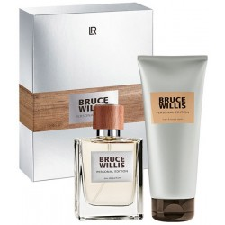 BRUCE WILLIS PERSONAL EDITION ZESTAW LR